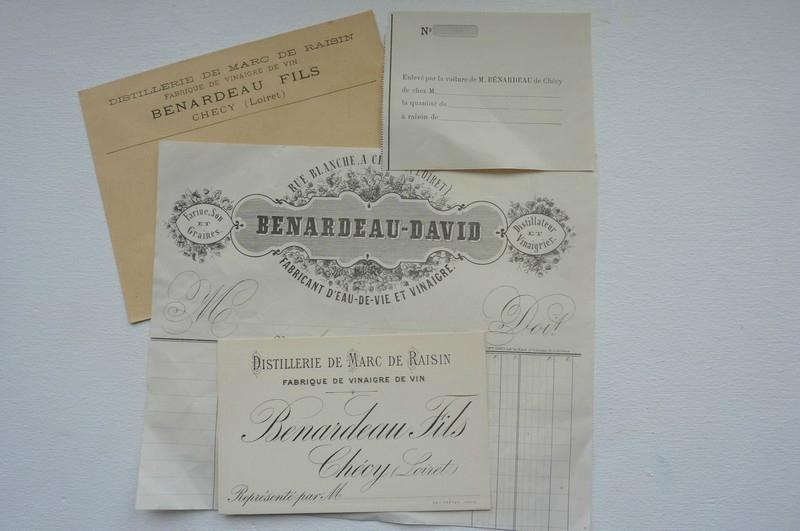Dominique Jouvenet - documents anciens