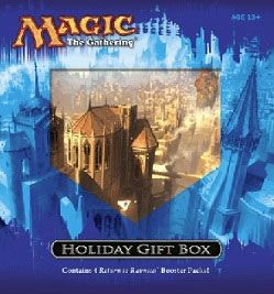 Boutique jeux de société - Pontivy - morbihan - ludis factory - Magic Holiday gift box