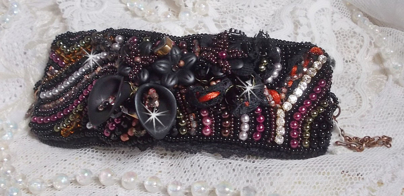 Bracelet Midnight Daisy 7-1