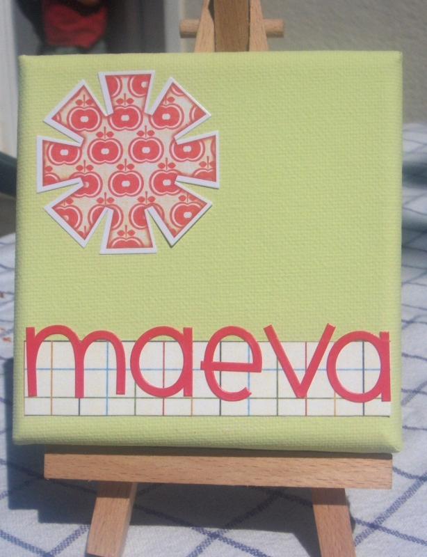 canvas Maeva