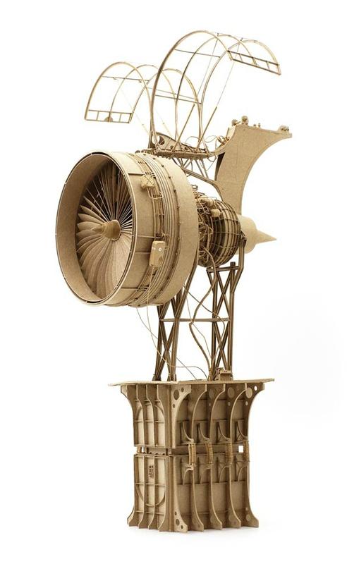 Daniel-Agdag-cardboard-sculptures-4