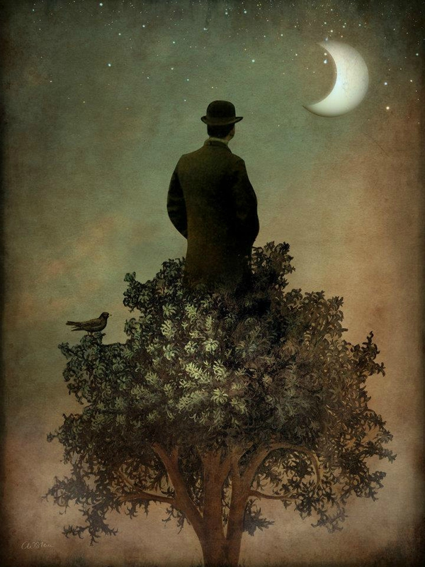 Catrin Welz-Stein - German Surrealist Graphic Designer - Tutt'Art@ (36)