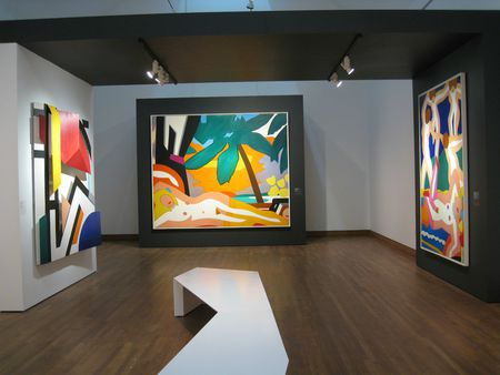 Tom Wesselmann Retrospective at the Montreal Museum of Fine Arts, 2012, Phot0 by Nadia Slejskova