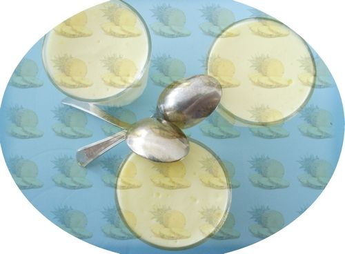 Mousse_Ananas