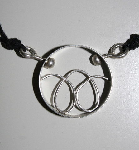 Collier pendentif Argent collection