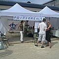 PoitierSalsa au forum des associations à Buxerolles le 5 septembre 2010
