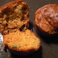 Muffins fromage blanc & ciboulette