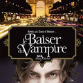 Le baiser du vampire, tome 4 des Vampires de Manhattan