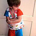 Pyjama porté 'Sasha SHANOUK