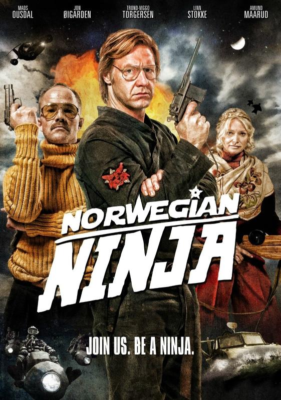 Norwegian-Ninja