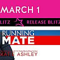 ** release blitz ** running mate by katie ashley