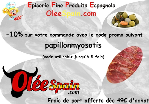 code promo Oleespain réduction