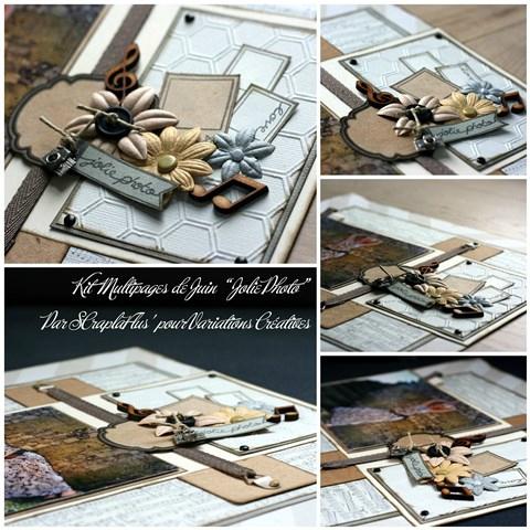 Kit pages de juin Aurélie 4