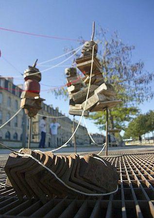 détail installation ©Denis Rieu