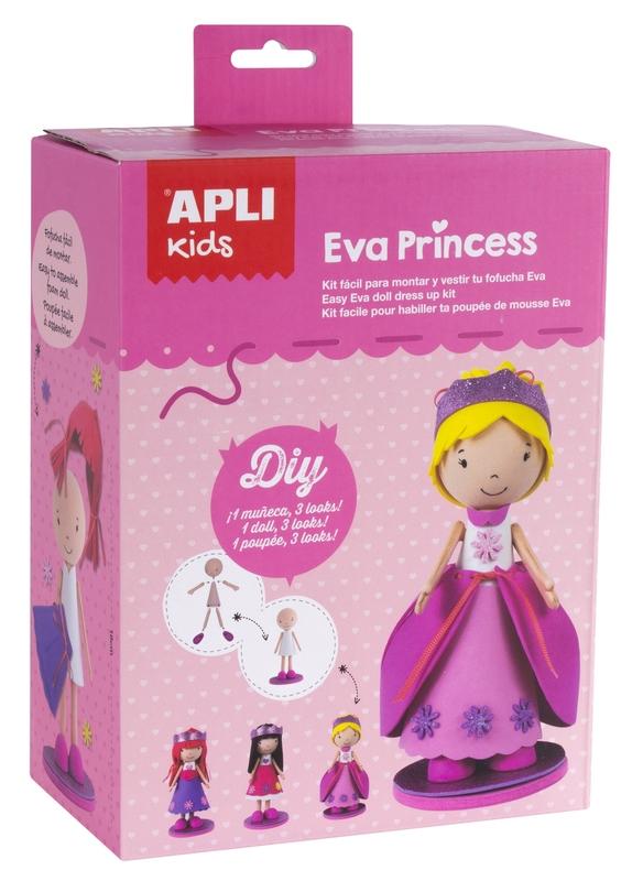 kit-poupee-apli-eva-princesse 2017
