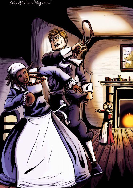 tituba et la colere du reverend parris!!!!!!!!!!
