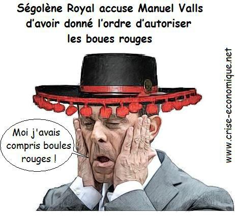Valls-boue-rouge