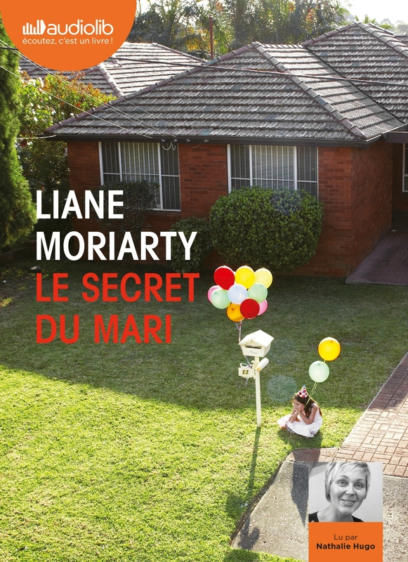 Le secret du mari Audiolib