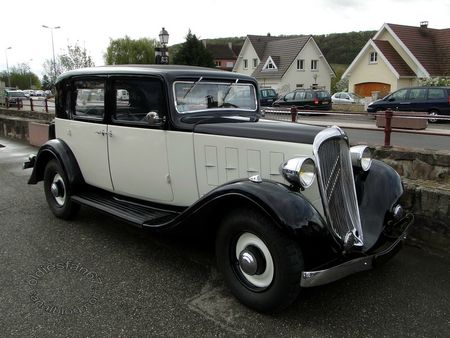 citroen rosalie 11u 1936 bourse echanges soultzmatt 2012 3