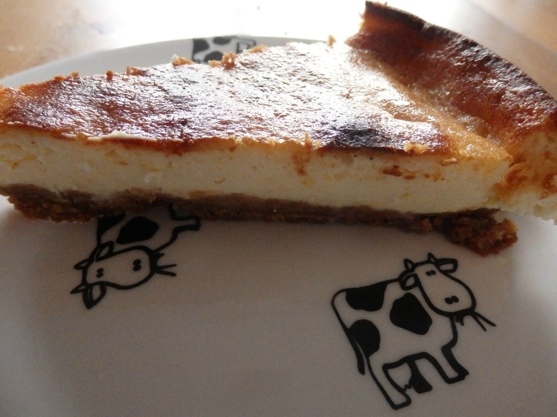 cheesecake et soupe 004