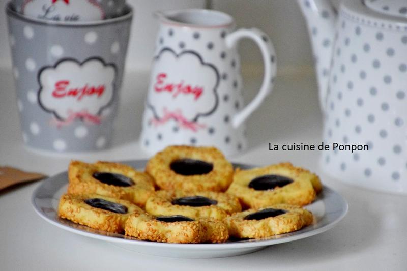 biscuit au sésame (8)