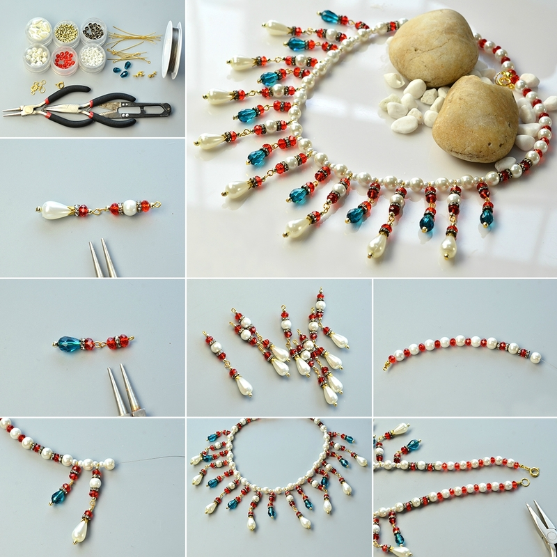 1080-How-to-Make-Elegant-Drop-Glass-and-Pearl-Beads-Bib-Necklace