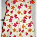robe fraise polaire