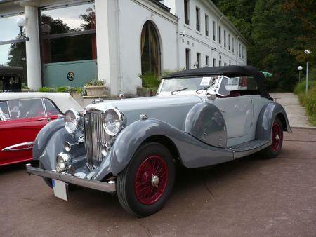 LAGONDA LG45 convertible 1937 baden Baden (1)