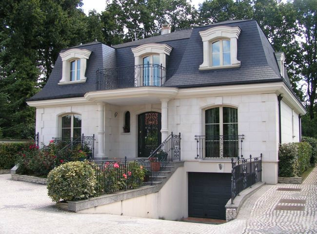 françois mansart maisons
