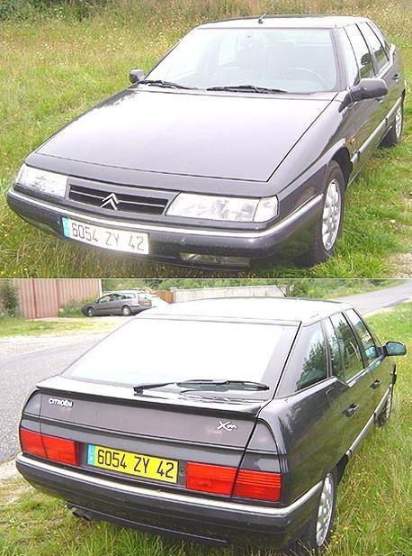 CITROEN - XM exclusive v6 BA - 1999