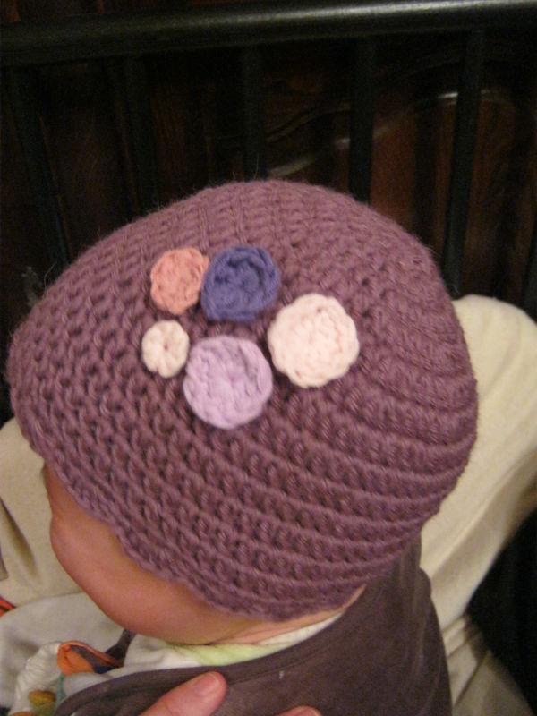 modele bonnet bebe 12 mois