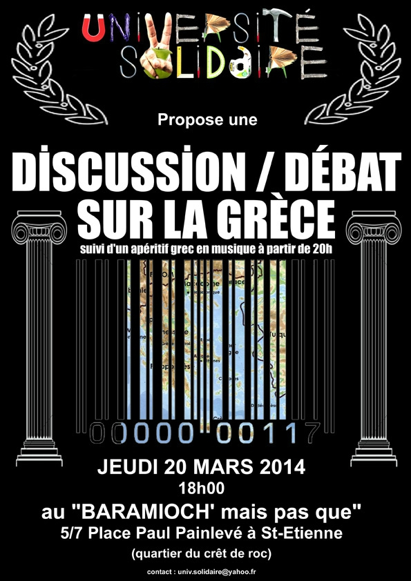 Affiche discussion Grèce US 01