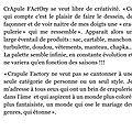 Reportage sur CrApule FActOry dans le Magazine ÔHM spécialiste de l'IMMO et de LA DECO !