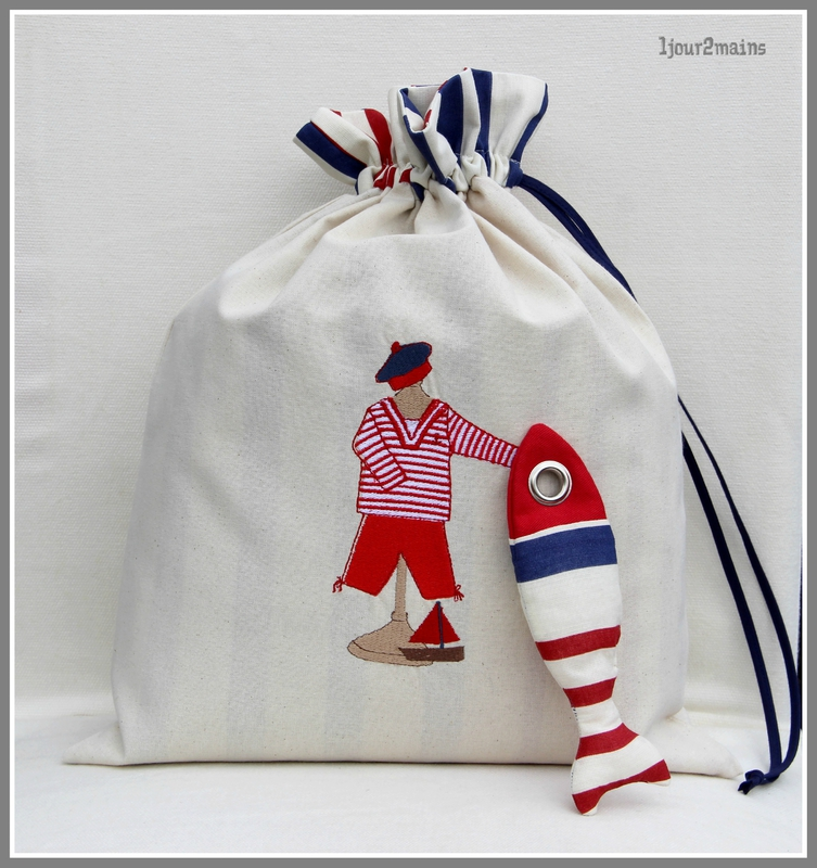 sac marin rouge3