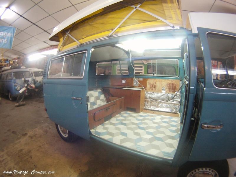 vintage camper. Black Bedroom Furniture Sets. Home Design Ideas