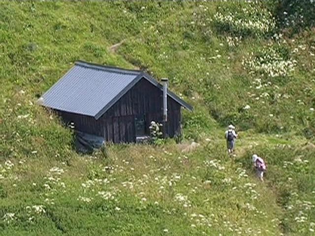 cabane de l'Alpette