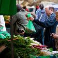 le marché du samedi à höchst / francfort.