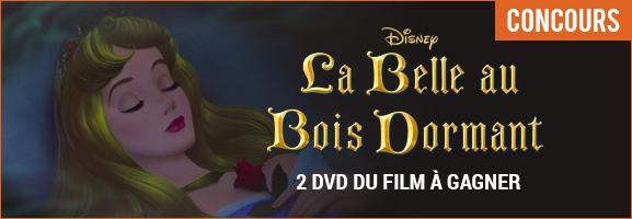 Concours La Belle au Bois Dormant