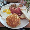 Bruncher à berlin : chicago breakfast slam