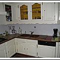 Une cuisine relookée