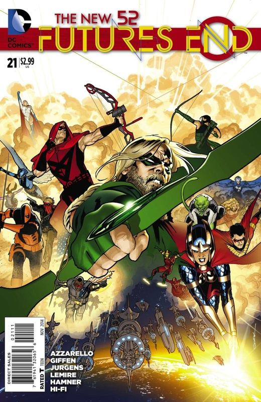 new 52 futures end 21