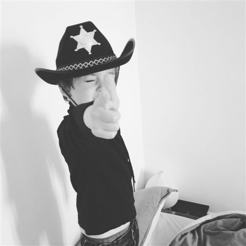 Le cowboy de mon coeur ©Kid Friendly
