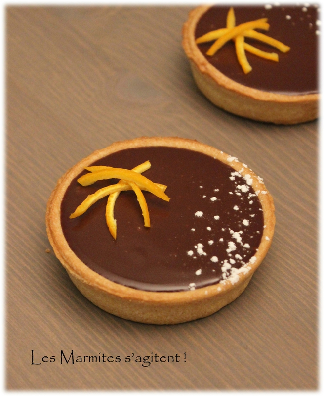 tarte choco-orange 2