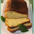 Cake au fromage blanc