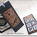 tags st valentin vintage