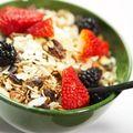 Granola (muesli) sans gluten