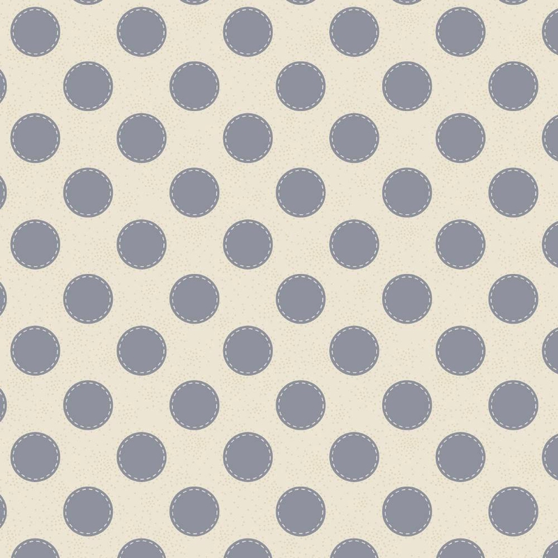 decoavenue-Tissu-Tilda-Sewn-Spot-Dove-White