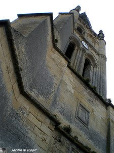 Clocher_Eglise_monolithe