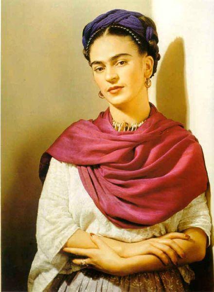 frida kahlo photographie