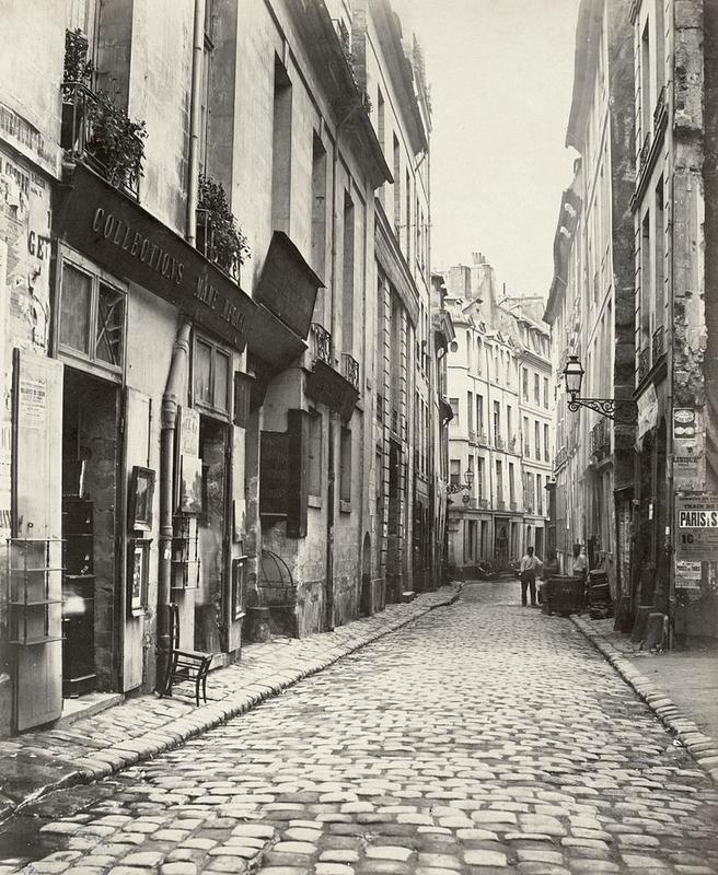 Charles_Marville,_Rue_du_Jardinet,_ca__1853–70